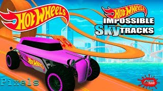 Hot Wheels Impossible Sky Tracks - New Cars Unlocked #3