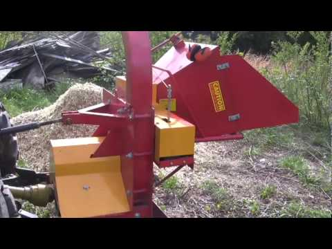 Jinma Woodchipper Review