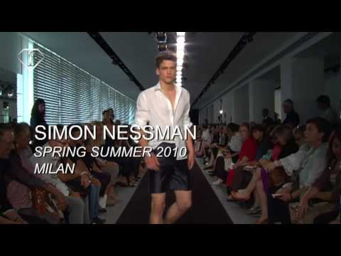 fashiontv I FTV.com - SIMON NESSMAN + THOMAS HOEFNAGELS - MODELS - MEN S/S 2010 Video