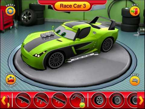 Cars 2 Read & Race App   Top Best Apps For Kids