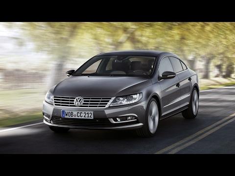Volkswagen CC — Обзор