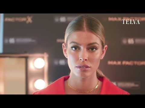 Tutoriales de maquillaje: look de fiesta con Jessica Goicoechea