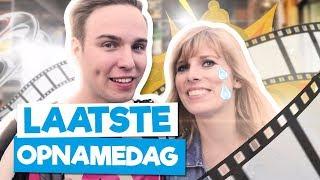 LAATSTE OPNAMEDAG! - Backstage Serie #7