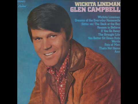 Glenn Campbell - Dreams of The Everyday Housewife