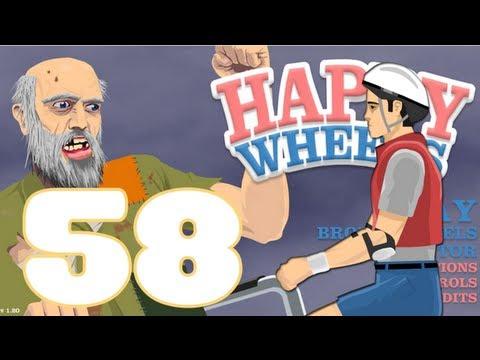HAPPY WHEELS: Episodio 58