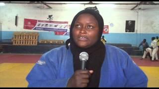 Judo   Championnat d'Afrique de Tunisie: le message de Monica Sagna +78 kg