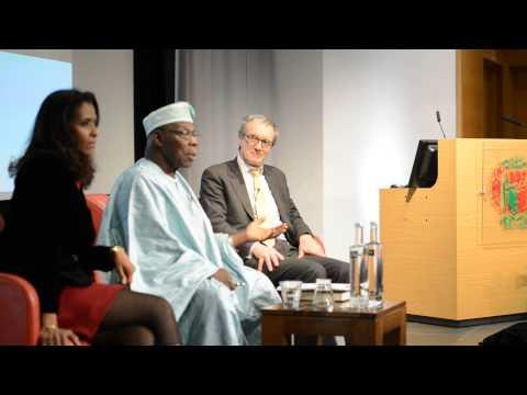 Obasanjo spoke about Buhari Certificate