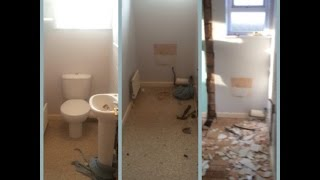 Download Bathroom With Separate Toilet Changed To en-suite 3Gp Mp4
