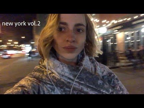 new york : чуть не умерла , разочарование , брайтон бич и обычный день блогера
