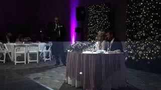 Meehan Wedding - Marshall's speech