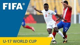 Match 17: Costa Rica v Guinea – FIFA U-17 World Cup India 2017