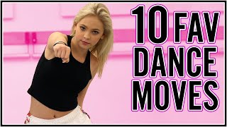 Jordyn Jones' Top 10 Favorite Dance Moves