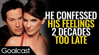 Keanu Reeves and Sandra Bullock's Long Kept Secret | Inspiring Life Story | Goalcast
