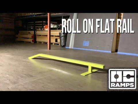 Roll-On Skate Rail