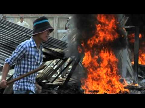 Deadly Strikes In Cambodian Garment Factory Workers Protest