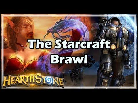 [Hearthstone] The Starcraft Brawl - Tavern Brawl #145