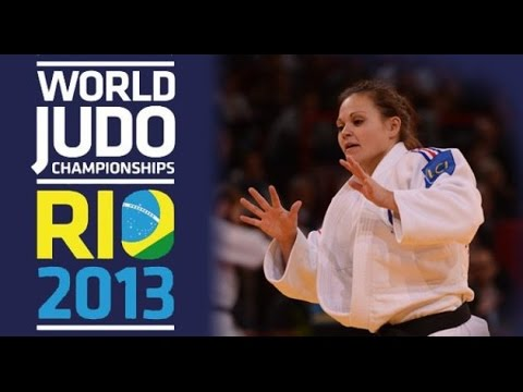 JUDO World Championships RIO 2013 - Highlights show Image 1