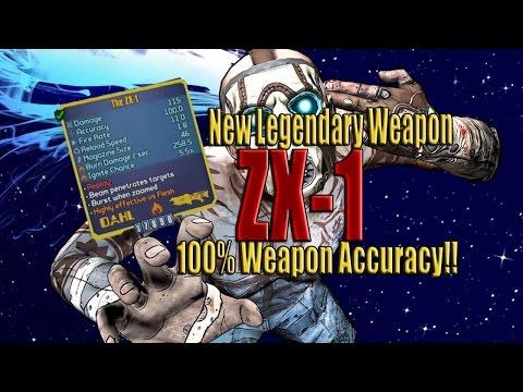 New Legendary Laser Weapon in Borderlands: The Pre-Sequel!!  (Sneak peak)