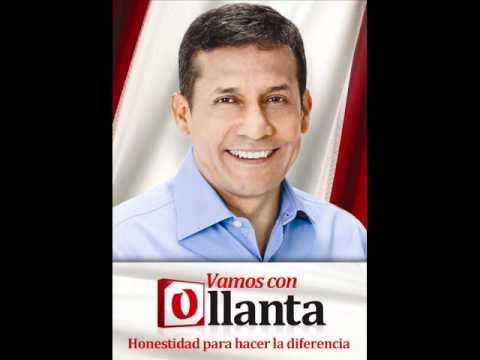 Ley del Embudo - Vamos con Ollanta (Huayno)