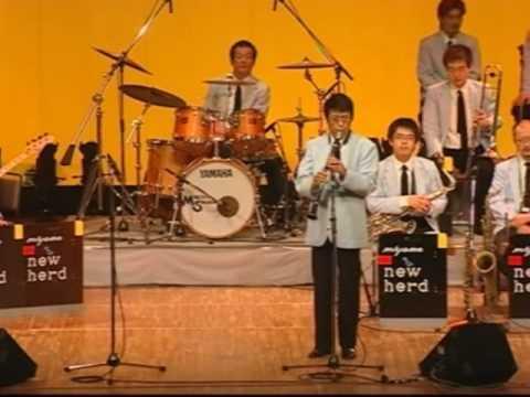 Miyama Toshiyuki and his New Herd - Sing Sing Sing