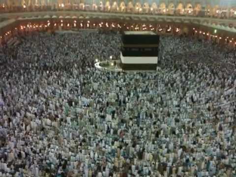 Beautiful Mecca Azan Adhan Live From Masjid Al-Haram 2011