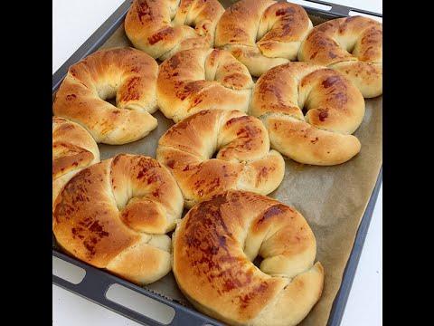 Mahlepli Pastane Açması Tarifi Videosu - Açma Tarifleri