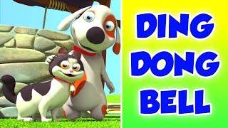 Динг донг колокол   детские стишки для детей   Ding Dong Bell