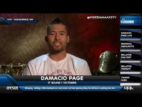 Damacio Page Wants Back in the UFC