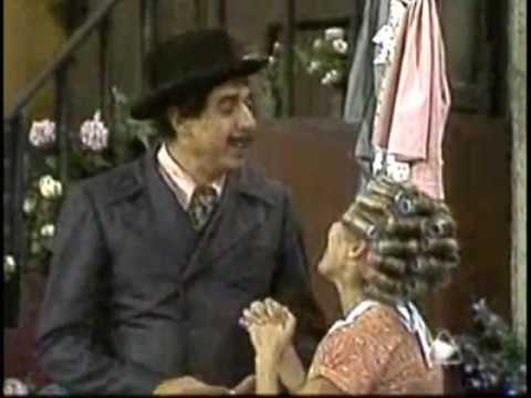 El día que el Profesor Jirafales y Doña Florinda se reencontraron para cantar Somos cursis