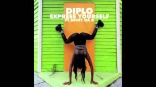 Watch Diplo No Problem video