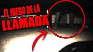 EL JUEGO DE LA LLAMADA | APARECE UN ESPIRITU Y SALLY 2 - Invocaciones y creepypastas creepy
