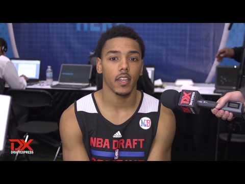 Phil Pressey Draft Combine Interview