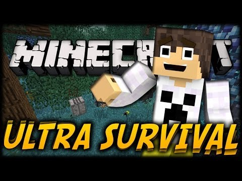 Cronos Ultra Survival - Minecraft Modpack :P