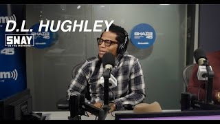 D.L. Hughley Hilarious Interview: Weighs in On Chris Brown and Soulja Boy