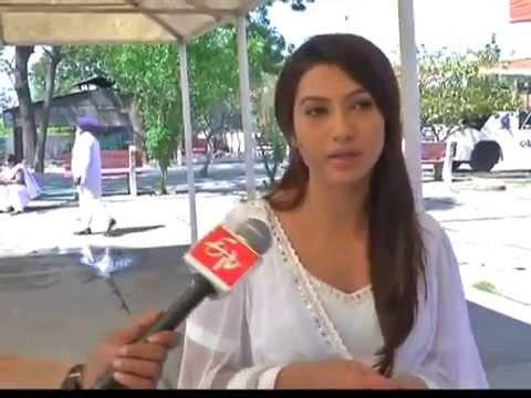 Gauhar Khan to debut in Punjabi film industry