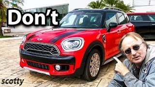 Here's Why You Should Never Buy a Mini Cooper