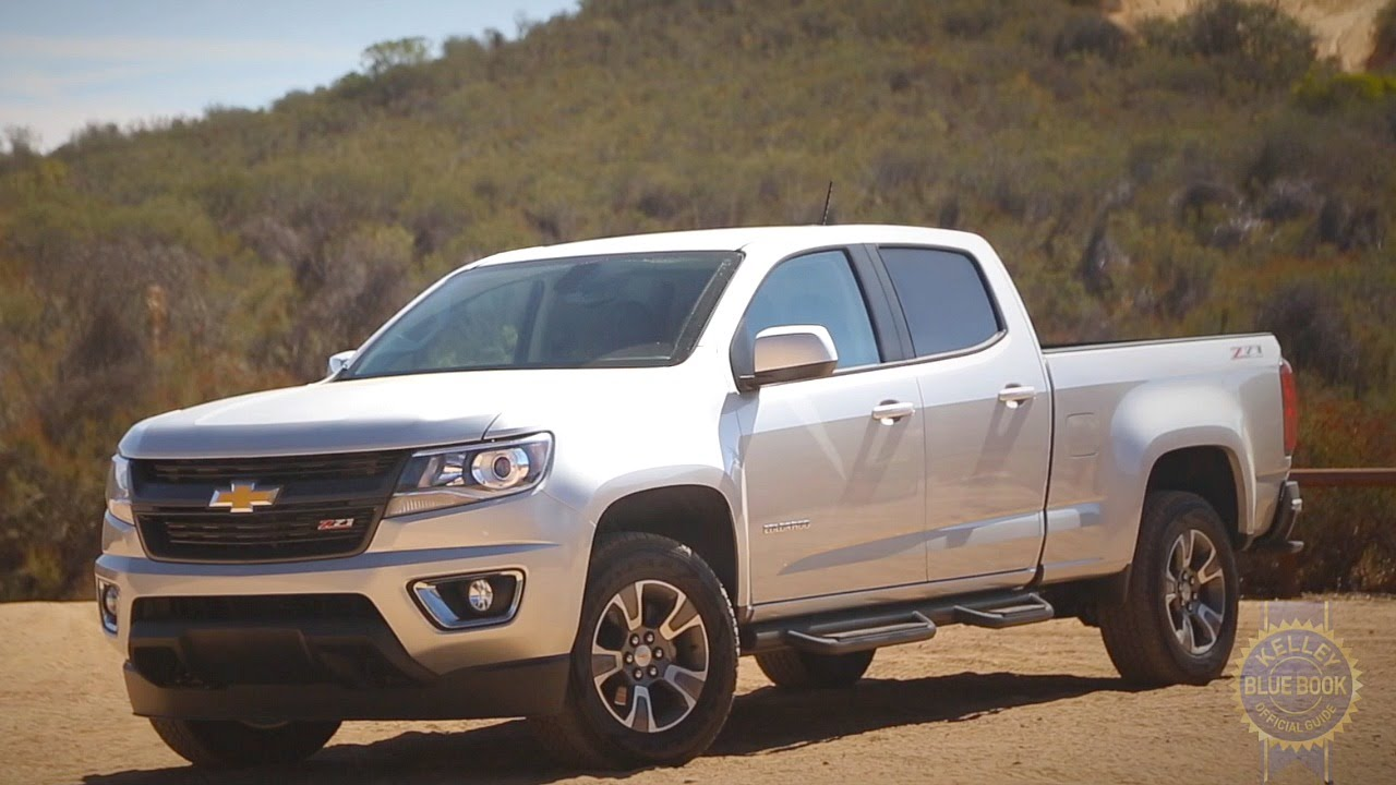 2016 Chevy Colorado & GMC Canyon - Review & Road Test ...
