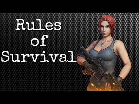 Rules of Survival PC Download and Install - ROS Game