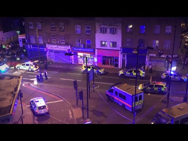 Four terrorist attacks in three months Pressure builds on UK PM May