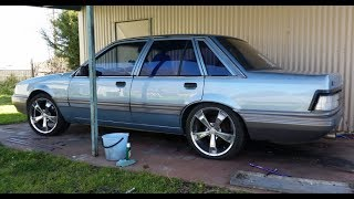 Barsco Garage's VL Commodore - My first car, Will it run?