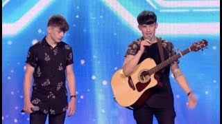 Simon Wants To Hear Another Song, They Blows Him With Their Original | The X Factor UK 2017