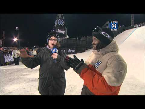 Winter X Games 15 - Kevin Pearce Back at Buttermilk Kevin Pearce