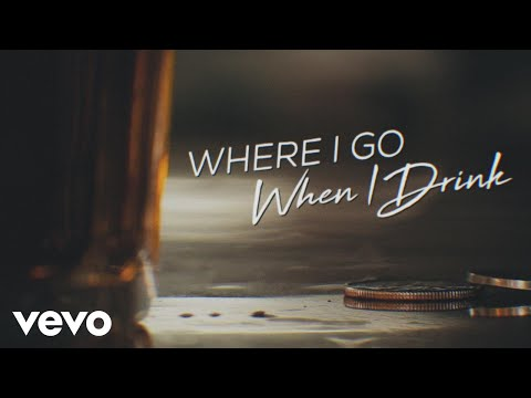 Watch Video Chris Young - Where I Go When I Drink Lyric Video