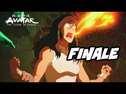 Legend Of Korra Season 3 Finale - Top 10 WTF Moments