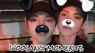 Woosang Moments Part 1|| Wooyoung & Yeosang Ateez ||