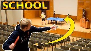 School Trick Shots