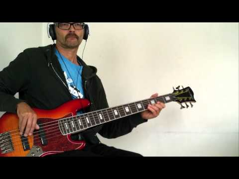 L333 Gm bass groove with open string fill