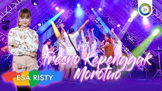 Download lagu Esa Risty - Tresno Kepenggak Morotuo (New Maska) Bulan-bulan gede Kandakno marang slirane