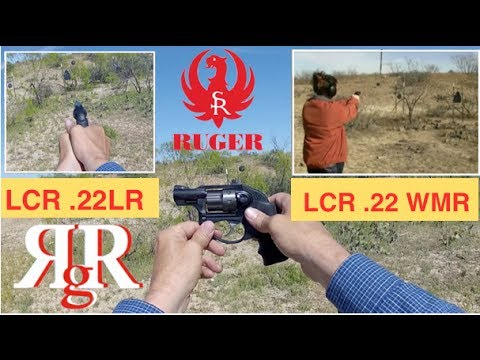 Ruger LCR - .22 LR & .22 Magnum (WMRF) Review