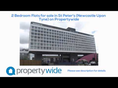 2 Bedroom Flats for sale in St Peter's (Newcastle Upon Tyne) on Propertywide
